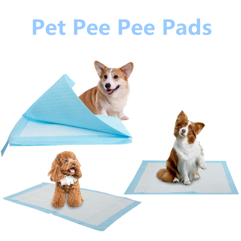 10pcs/lot Dog Pee Pee Pads Training Pee Pads Super Absorbent Pet Diaper Disposable Healthy Clean Nappy Mat For Pets Dairy Diaper