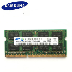 Image 2 - Samsung 8GB (2pcsX4GB) 2Rx8 PC3 8500S DDR3 1066 MHz Laptop Bộ Nhớ 4G PC3 8500 1066 MHz Notebook Mô Đun SODIMM RAM