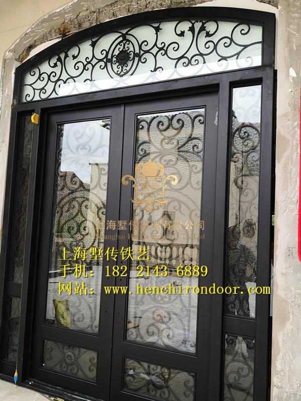 Hench 100% Steel Metal Iron  Wrought Iron Entry Door Hardware
