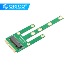 ORICO M.2 NGFF адаптер mSATA SATA3 Procotol для 2230/2242/2260/2280 мм M2 NGFF Твердотельный накопитель(SSD жесткий диск M2 NGFF mSATA