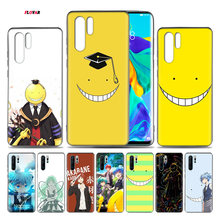Ansatsu Kyoushitsu TPU Soft Phone Case For Huawei P20 P30 P9 P10 Mate 10 20 30 Lite Pro P Smart Plus Z 2019 2017 Cover Shell(China)