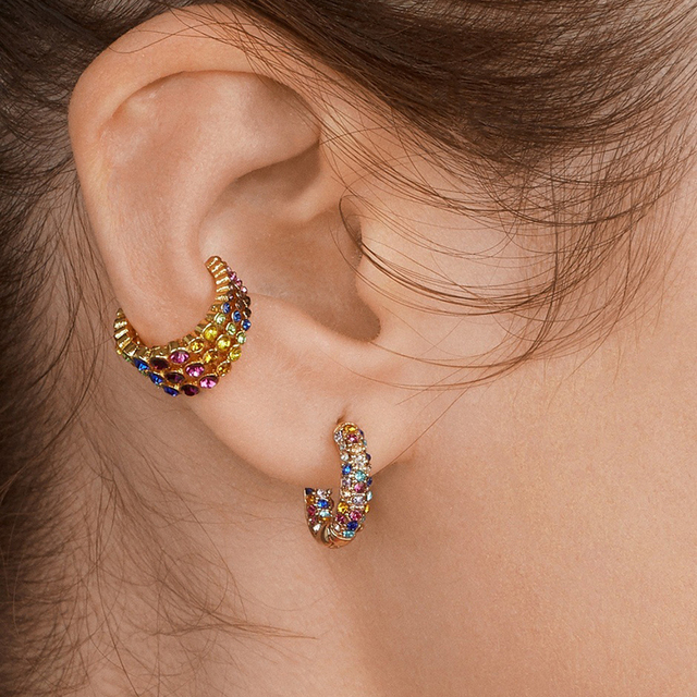 Unique styles of Ear Cuff Set 5