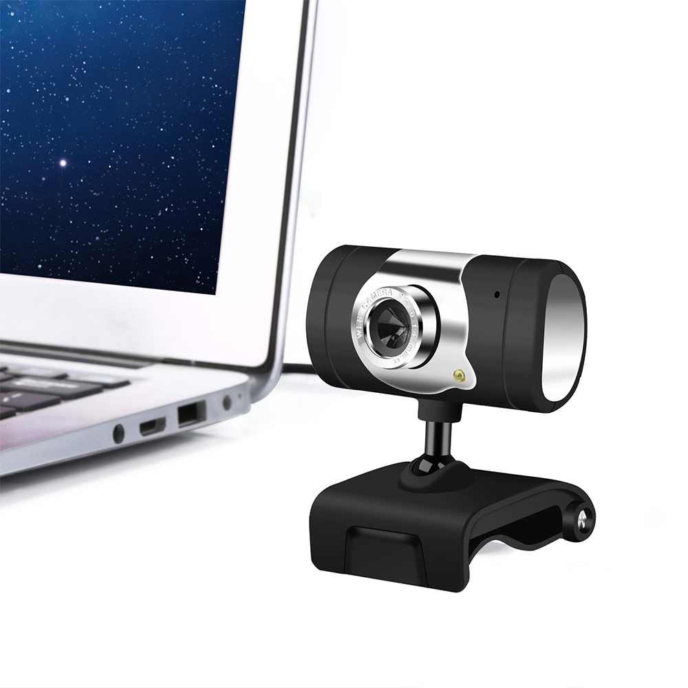 HD Webcam 12 Megapixels USB2.0 Webcam Camera With MIC Clip-on For Computer PC Laptop Camera Webcam