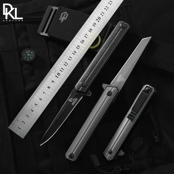 Mack Walker 9cr13mov Steel Foldable knife outdoor camping pocket Survival Hunting Kitchen Knives EDC Tools 1