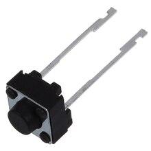 цена на 20 Pcs 6x6x5mm Momentary Tactile Tact Push Button Switch 2 Pin DIP Through Hole