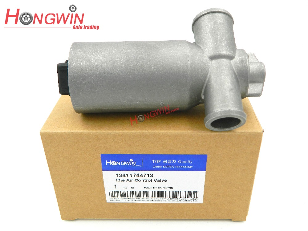 13411744713 NEW Fuel Injection Idle Air Control Valve Fits BMW E34 E36 E38 E39 E46 SAAB 525i 0280140545  IAC Valve 0280140545
