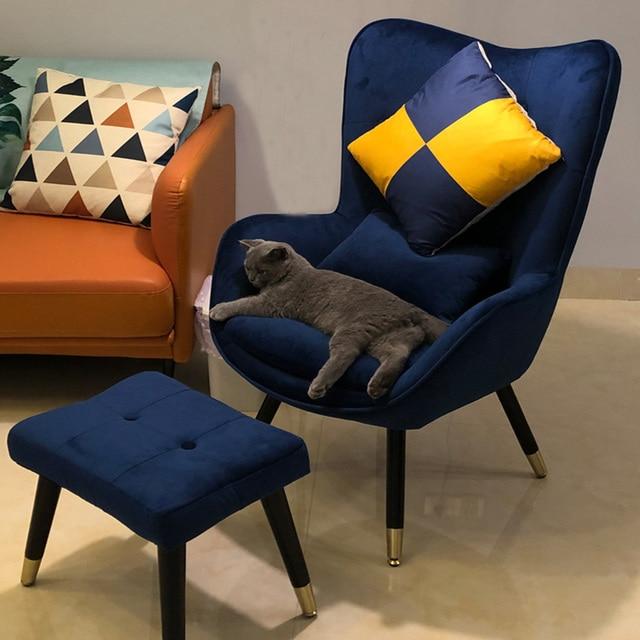Living Room Lounge Chair 2