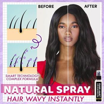 De-pelo™Spray mágico para voluminar el cabello, Gel de estilismo para el cabello esponjoso, volumen Extra