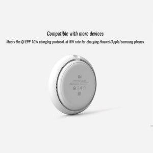 Image 4 - Chargeur sans fil Xiaomi 100% 20W charge rapide sans fil flash/ventilateur silencieux indépendant/avec norme de charge Qi