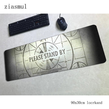 fallout mouse pad gamer wrist rest 90x30cm notbook mouse mat gaming mousepad large cute pad mouse PC desk padmouse mats