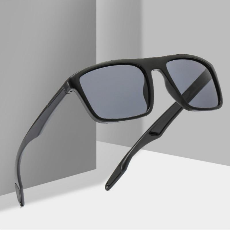 Мужские поляризованные солнцезащитные очки 2020, классные солнцезащитные очки для мальчиков с УФ-защитой, прямоугольные солнцезащитные очки...
