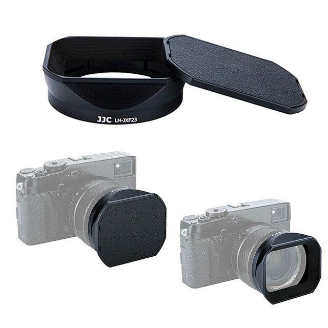 Camera Lens Hood for Fujifilm FUJINON LENS XF 23mm F1.4 R / XF 56mm F1.2 R APD X T3 X T2 X T1 X T30 X T20 X T10 X H1 X PRO 2 1