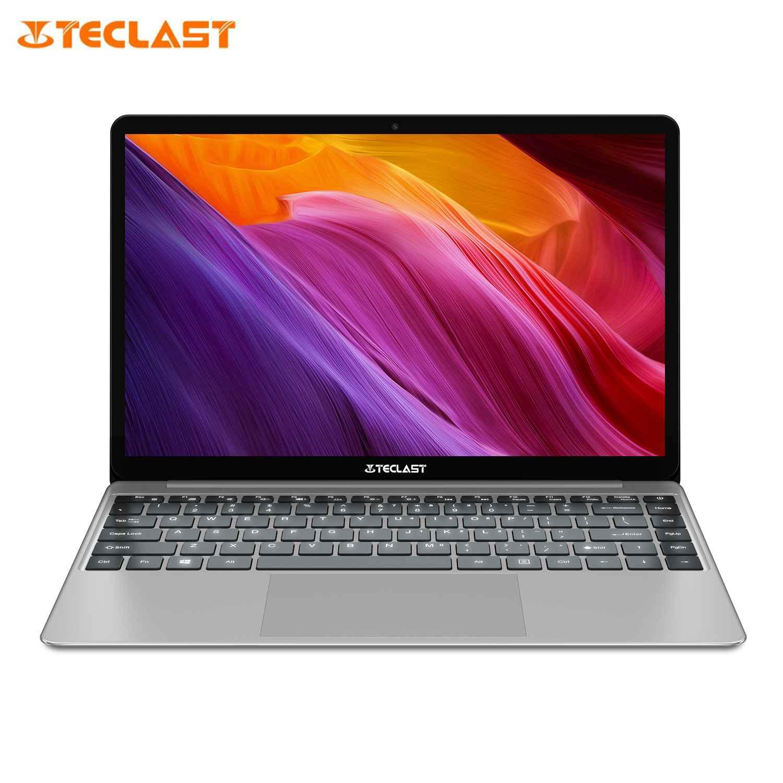 Teclast F7 Plus Laptop 14 1 inch 8GB 256GB SSD Intel Celeron N4100  Windows 10 1920  1080 WIFI Narrow Bezel Backlit Notebook