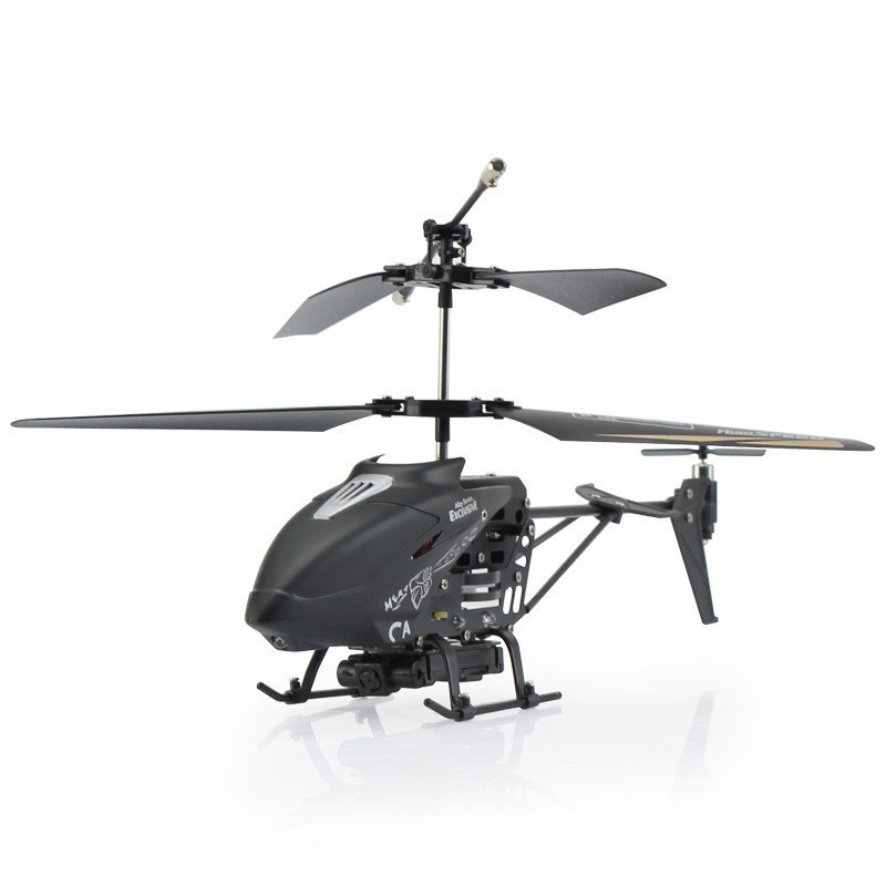 3.5 Way Remote Control Aircraft with Gyroscope with Webcam High definition Aerial Photography Helicopter Airplane LH 1101D