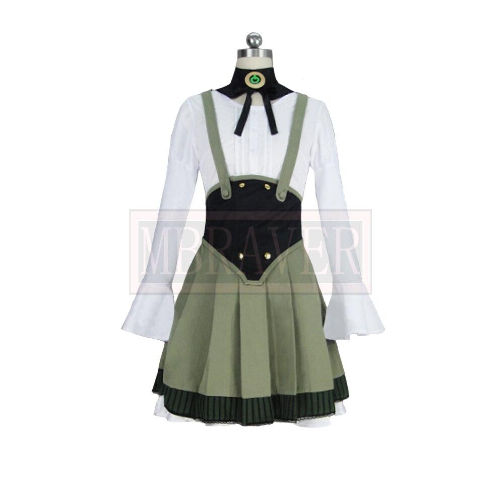 2020 RWBY Season 7 Penny Polendina Cos Halloween Party Cosplay Costume Custom Made Any Size