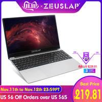 ZEUSLAP 15.6 inch i7 4650U Gaming Laptop 8GB RAM up to 1TB SSD Win10 Dual Band WIFI 1920*1080P FHD Notebook Computer