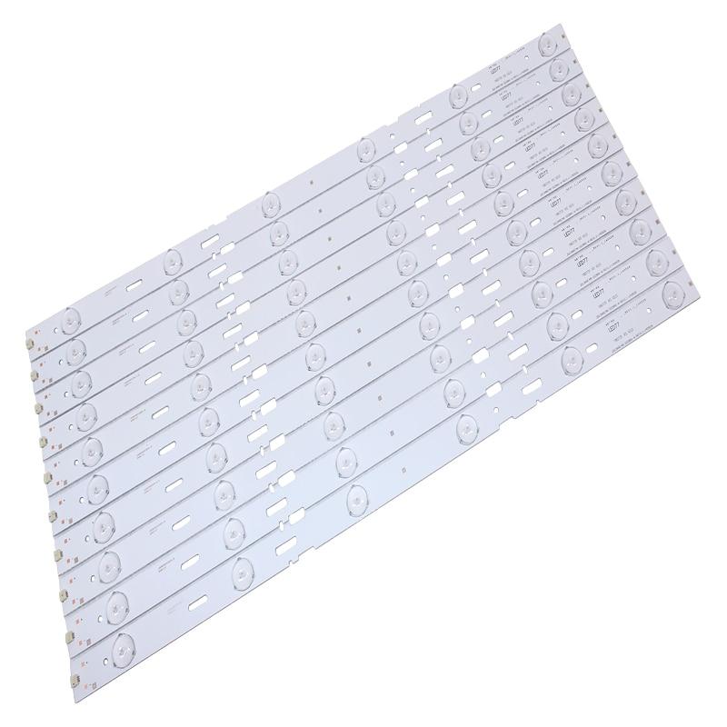NEW 10PCS 48inch LED Backlight Bar Strip Lamp 2013ARC48-3228N1-6-REV1.1 For Sam Sung LSC480HN05-A48-LB-6436/B48-LW-5433