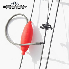 1 piece Archery  Rubber Peep Sight Protector Umbrella Guard Protective Compound Bow Shooting Hunting Accessories