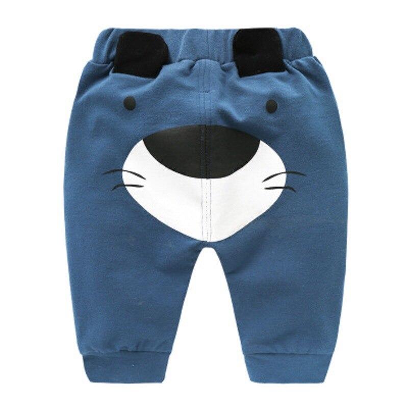 Горячая Распродажа 2019, детская одежда, брюки для маленьких мальчиков и девочек, милые шаровары с мультяшным рисунком, детские брюки, штаны, о...