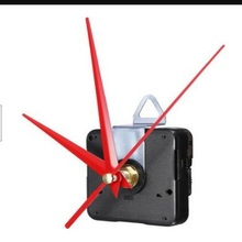 High Quality Newest Quartz Clock Movement Mechanism with Hook DIY Repair Parts Tools + Hands Quartz clock wall clock DIY zero high quality quartz clock movement mechanism with hook diy repair parts hands dropshipping r10