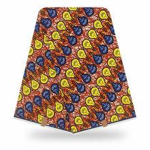 Африканский хлопковый воск высококачественная ткань Анкары с