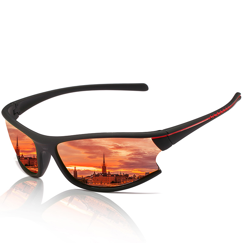 2020 Fashion Luxury Polarized Sunglasses Men Brand Designer Driving Shades Male Vintage Driving Classic Sun Glasses Men Goggle