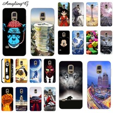 Phone Case For Samsung Galaxy S5 Mini G800 G800F Paint For S
