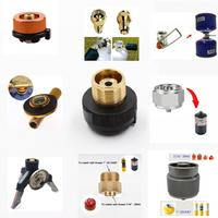 Canister Gas Convertor Shifter Refill Adapter Gas Stove Camping Stove Cylinders + Gas Cartridge Head Conversion Adapter|Outdoor Stoves| |  -