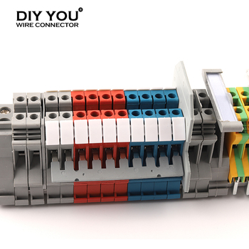 1 Pcs ZB4/5/6/8/10 Marker Strips With Blank for UK ST PT Type DIN Rail Terminal Blocks Marking accessories fbs 2 5 3 5 4 5 5 5 10 5center contact fixed bridge plug in bridge for st2 5 din rail terminal blocks accessories