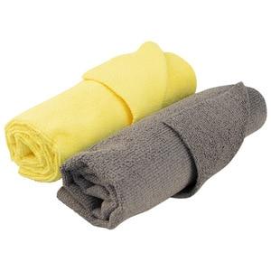 Image 4 - Asciugamano in microfibra di cristallo cerato per lavaggio auto Extra morbido asciugamano per pulizia auto panno per asciugatura cura dellauto dettaglio del panno asciugamano per auto mai macchiato