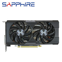 SAPPHIRE R9 370 4GB Video Cards GPU AMD Radeon R9 370X R9370 R9370X Graphics Cards Screen Video Game Desktop PC Computer Map(China)