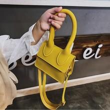 Сумка для маленьких девочек; детская однотонная мини-сумка на застежке; модная сумка через плечо для девочек; детская сумка через плечо