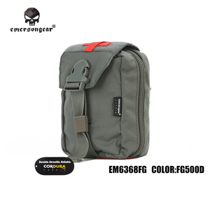 Image 3 - Emersongear Military Molle First Aid Kit Medic Pouch  Tactical Airsoft Outdoor sports equipment