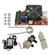 ZVS 2000 Вт Электрический индукционный нагревательный модуль для расплава металлов защита от температуры Генератор инструмент Высоковольтная плата с драйвером катушки