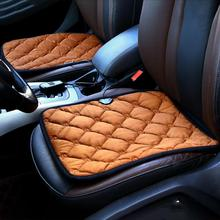 Car Seat Cover Cushion Heater Pad Winter Front Rear 12V 20W Electric Protector Mat Pad Universal Auto Car Interior Accessories hot 2pcs universal new quick warm 12v car side mirror glass heat heated heater defogger pad mat for vehicles cars accessories