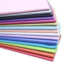10 шт., бумажные салфетки для рукоделия, 50 х65 см
