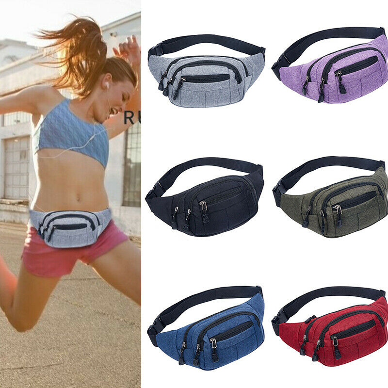 Fashion NEW Waist Packs Heuptas Hip Bag Women's Waistband Banana Waist Bags Waist Bag Women Men Bolso Cintura Waist Bags New Hot