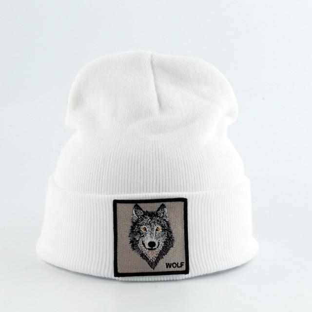 Wolf Beanie 10