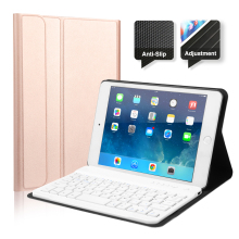 Купить Stand Cover Case For Ipad Mini 4 With Bluetooth Keyboard High Quality Ultra-Thin Bluetooth Keyboard Case For Ipad Mini в интернет-магазине дешево