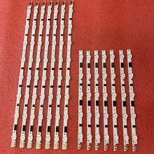 5set=70pcs LED Backlight strip for Samsung UE40F UN40F D2GE 400SCA 400SCB R3 2013SVS40F L 8 R 5 BN96 25520A 25521A 25305A 25304A