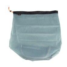 Сетка для хранения на шнурке, мешок для сортировки, легкий мешок для шнуровки, спальный мешок, компрессионный мешок для дома и путешествий