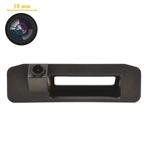 Misayaee HD Car Rear View Reverse Backup Camera Trunk Handle for Mercedes Benz GLK X204 GLK 200 GLK260 GLK300 GLK350 2011-2016