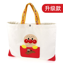 Tote Bag Lunch-Box Anpanman Stroller-Accessories Diaper-Storage Milk-Bottle Mummy-Bags