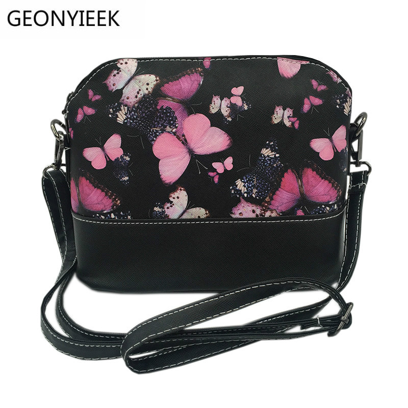 Messenger-Bags Pouch Package Shell Crossbody-Bag Leather Handbag Casual Women Famous-Brand