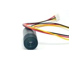 Infrarot IR Laser Diode 905nm 30mw Fokussierbar Dot Modul 3V-5V Mit TTL 0-15KHZ 18x45mm