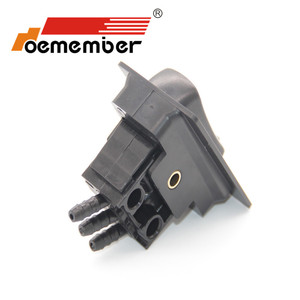 Image 4 - 1797971 Truck Switch Panel With Hose Air Valve Steering Column Swtich For SCANIA Truck Switches 1485066 2185839