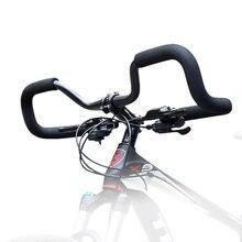 Руль для горного велосипеда 318*620 мм алюминиевый руль шоссейного
