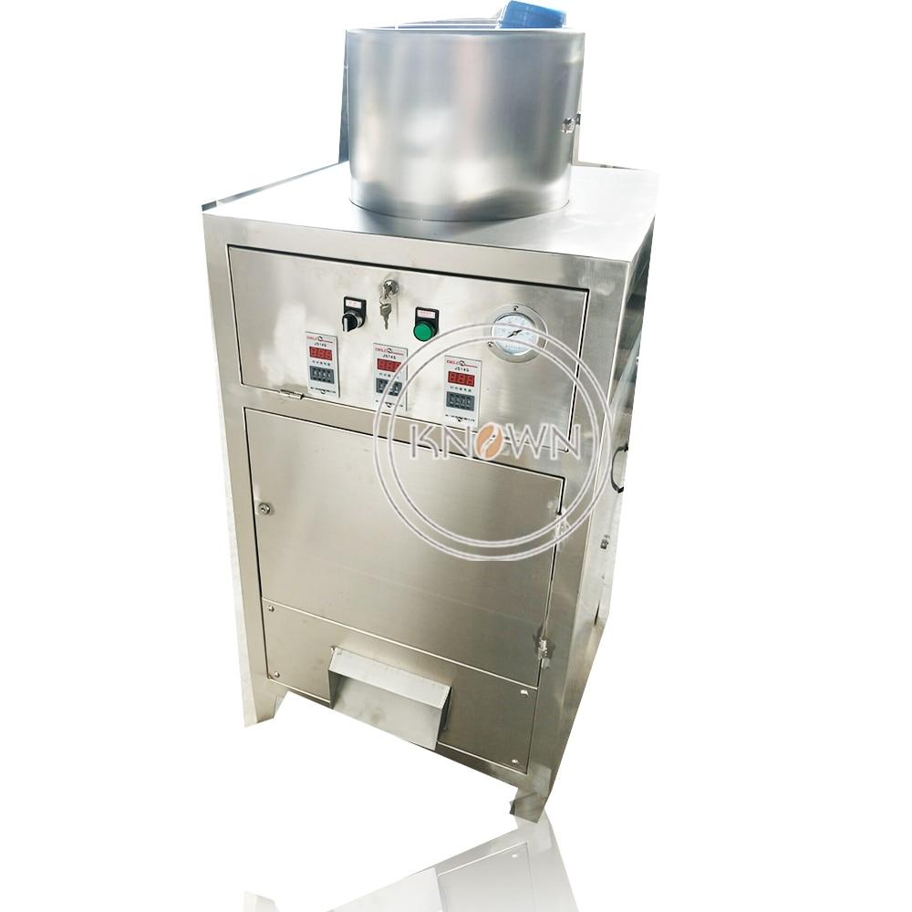 2019 Electric Garlic Peeling Machine Stainless Steel Commercial Peeling Machine Automatic 100kg/h Garlic Peeler Machine