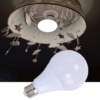 цена на Led Bulb Lamps E27 110V 220V LED Large Screw Light Bulbs 3W 6W 9W 12W 15W 18W 21W SMD2835 LED Lights for Indoor Home