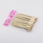 40pcs/pack bamboo bb...